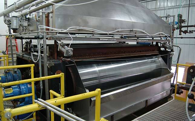 Drum Drying Roll Drying Particle Processing Aveka