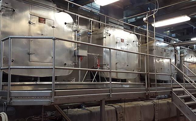 spray drying machines