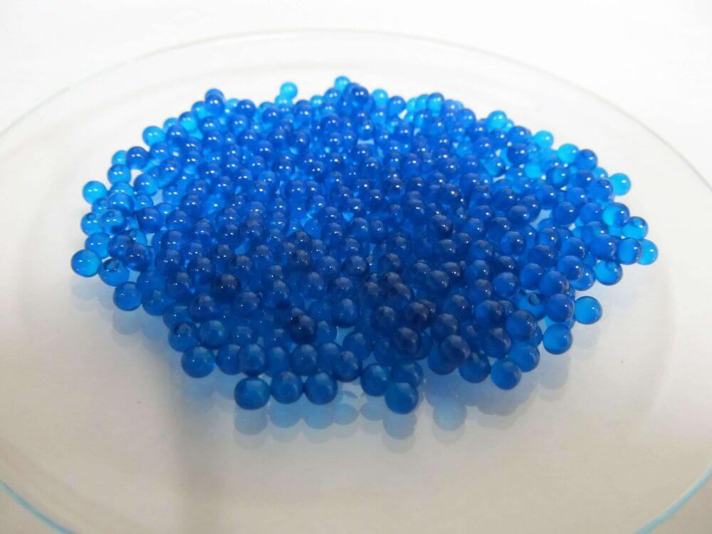 wet alginate beads