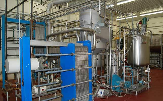 evaporation equipment