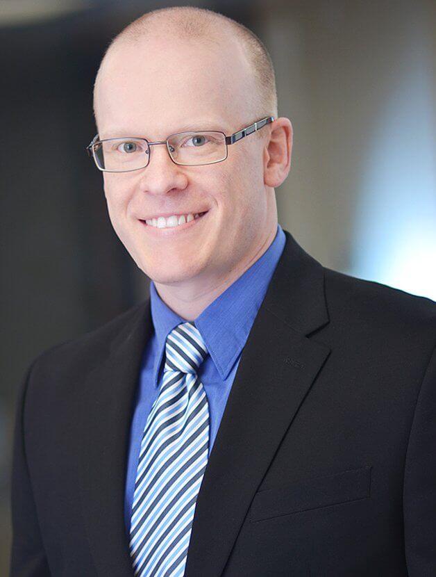 Business Development Manager of AVEKA CCE Technologies Tony Nelson