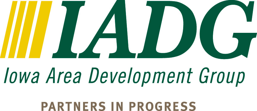 Iowa Area Development Group Logo
