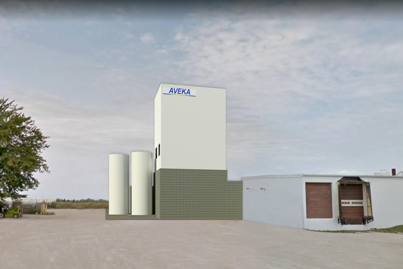AVEKA Continues to Grow with Additions to its AVEKA Nutra Processing Facility in Waukon, IA