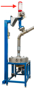 AVEKA Air Classifier Explosion Suppression System