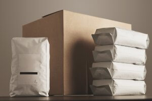 25 kg food grade bags